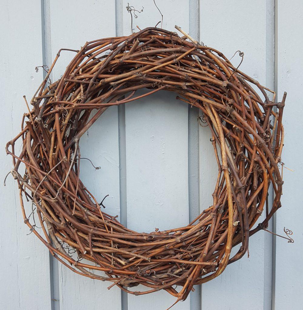 Vitis wreath