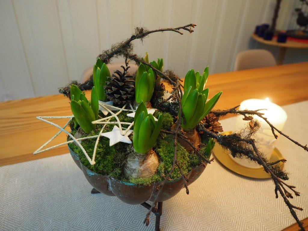 dekorasjon til jul