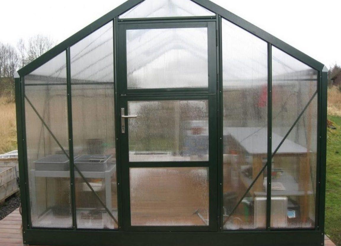Ryddig Drømmen om drivhus, og hva jeg legger vekt på for å kunne ta et SD-65