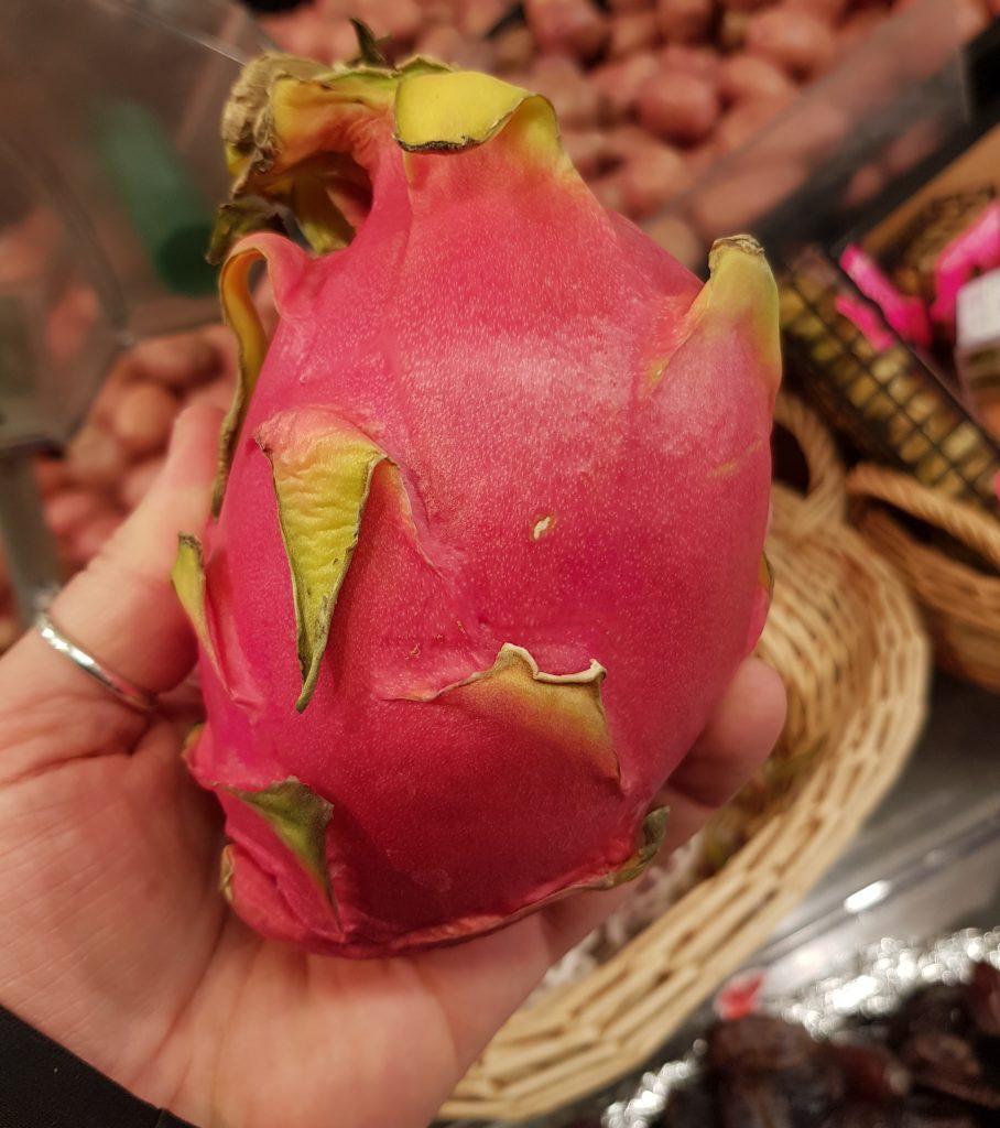 Dragonfruit eller Pitaya