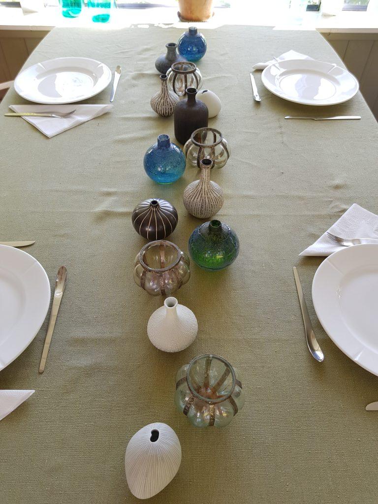 dekorering av bord