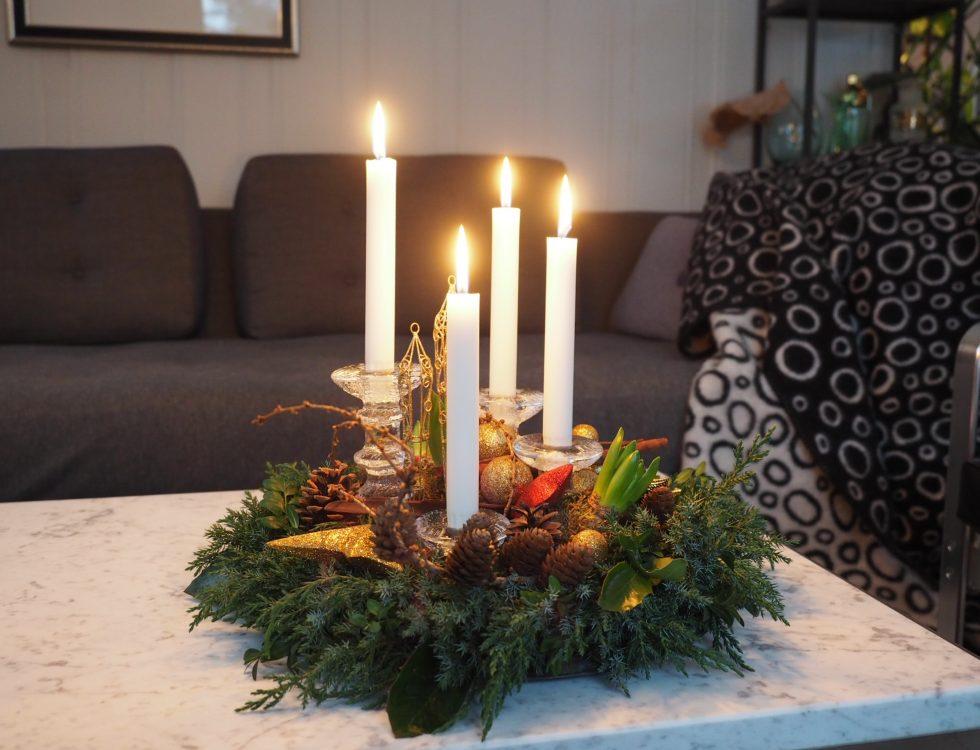 lys til jul